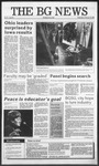 The BG News February 10, 1988
