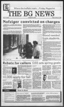 The BG News February 12, 1988