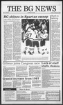 The BG News February 16, 1988