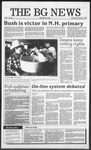 The BG News February 17, 1988