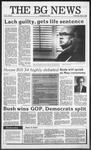 The BG News March 9, 1988