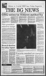 The BG News March 11, 1988