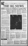 The BG News March 11, 1988