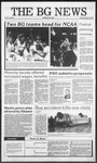 The BG News March 15, 1988