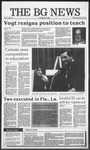 The BG News March 16, 1988