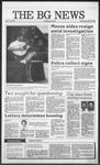 The BG News March 30, 1988