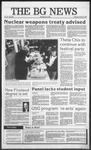 The BG News March 31, 1988