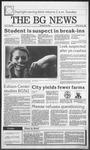 The BG News April 1, 1988