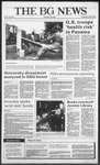 The BG News April 6, 1988