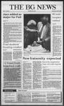 The BG News April 13, 1988