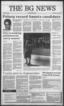 The BG News April 14, 1988