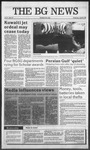 The BG News April 20, 1988