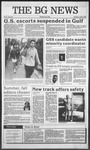 The BG News April 21, 1988