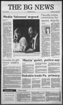 The BG News April 27, 1988