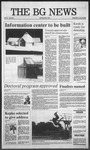 The BG News June 15, 1988