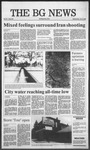 The BG News July 6, 1988