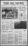 The BG News July 20, 1988