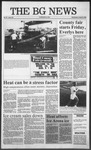 The BG News August 3, 1988