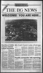 The BG News August 21, 1988