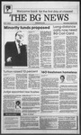 The BG News August 24, 1988