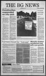 The BG News August 25, 1988