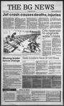 The BG News August 30, 1988