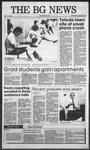The BG News August 31, 1988