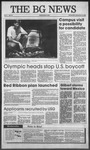 The BG News September 14, 1988