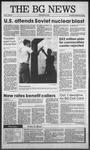 The BG News September 15, 1988