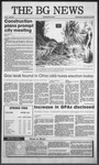 The BG News September 21, 1988