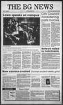 The BG News September 28, 1988