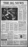 The BG News September 28, 1988