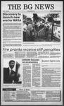 The BG News September 29, 1988
