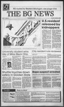 The BG News October 4, 1988