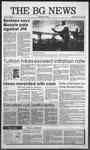 The BG News October 6, 1988