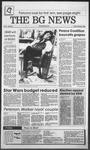 The BG News October 7, 1988