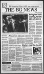 The BG News October 11, 1988