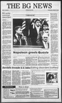 The BG News October 12, 1988