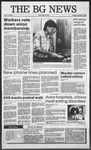 The BG News October 13, 1988