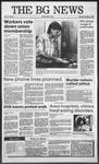 The BG News October 13, 1988
