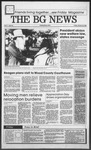 The BG News October 14, 1988