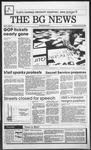 The BG News October 18, 1988