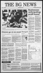 The BG News October 19, 1988