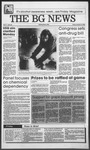 The BG News October 21, 1988