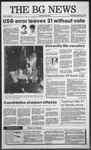 The BG News October 26, 1988