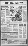 The BG News October 27, 1988