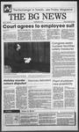 The BG News October 28, 1988