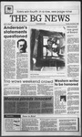 The BG News November 1, 1988