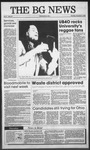 The BG News November 3, 1988