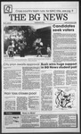 The BG News November 4, 1988